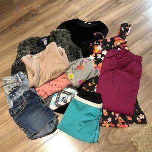 Girls Clothing Bundle Lot Age 8